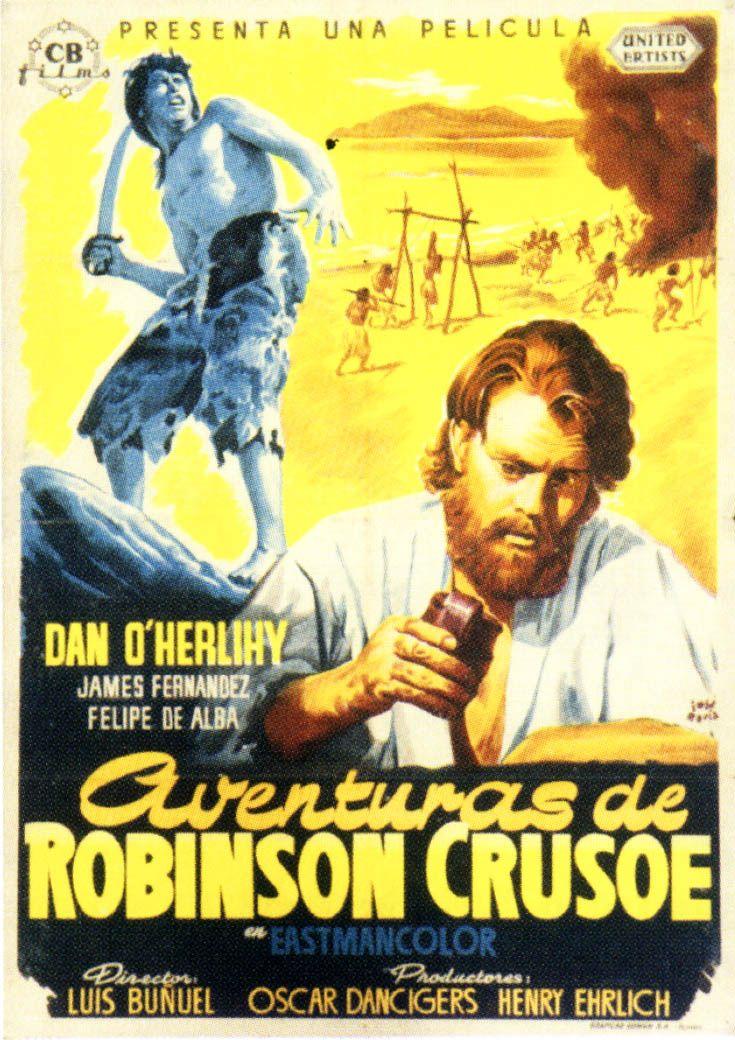 Aventuras de Robinson Crusoe | Cinema | Peliculas cine