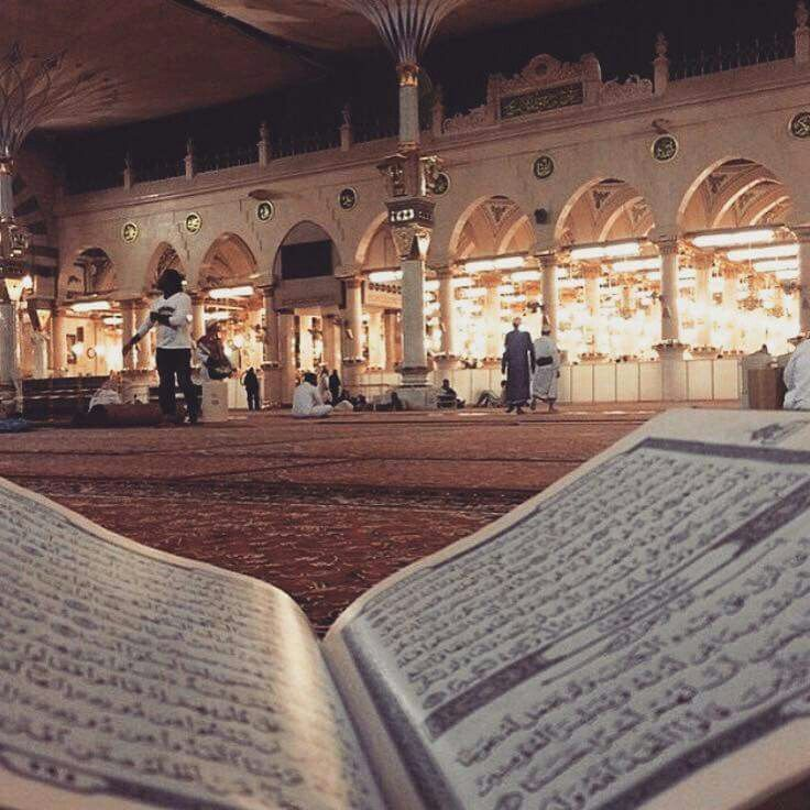 Ya Allah When Will I Get That Chance To Recite Quran There Quran Allah Islamic Pictures