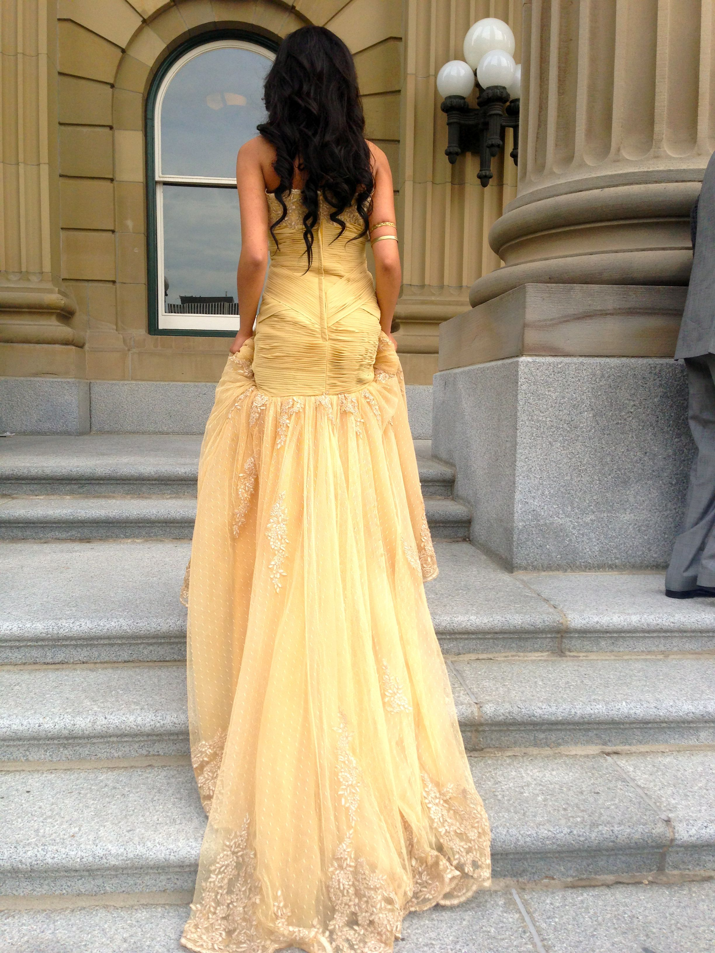 Gold Mermaid Gown Gold Dress Yellow Mermaid Gown Yellow Dress Marc Defang Dress Graduation Gown Gradu Gowns Dresses Gold Prom Dresses Gold Prom Dress Mermaid [ 3264 x 2448 Pixel ]