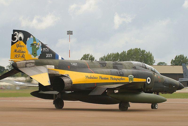 F-4 Phantom RIAT 2009