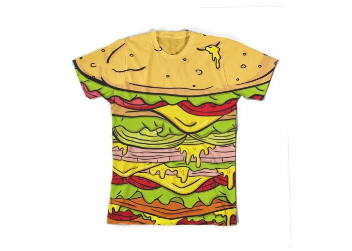 The Black Ship: Burger S/s - Kichink!
