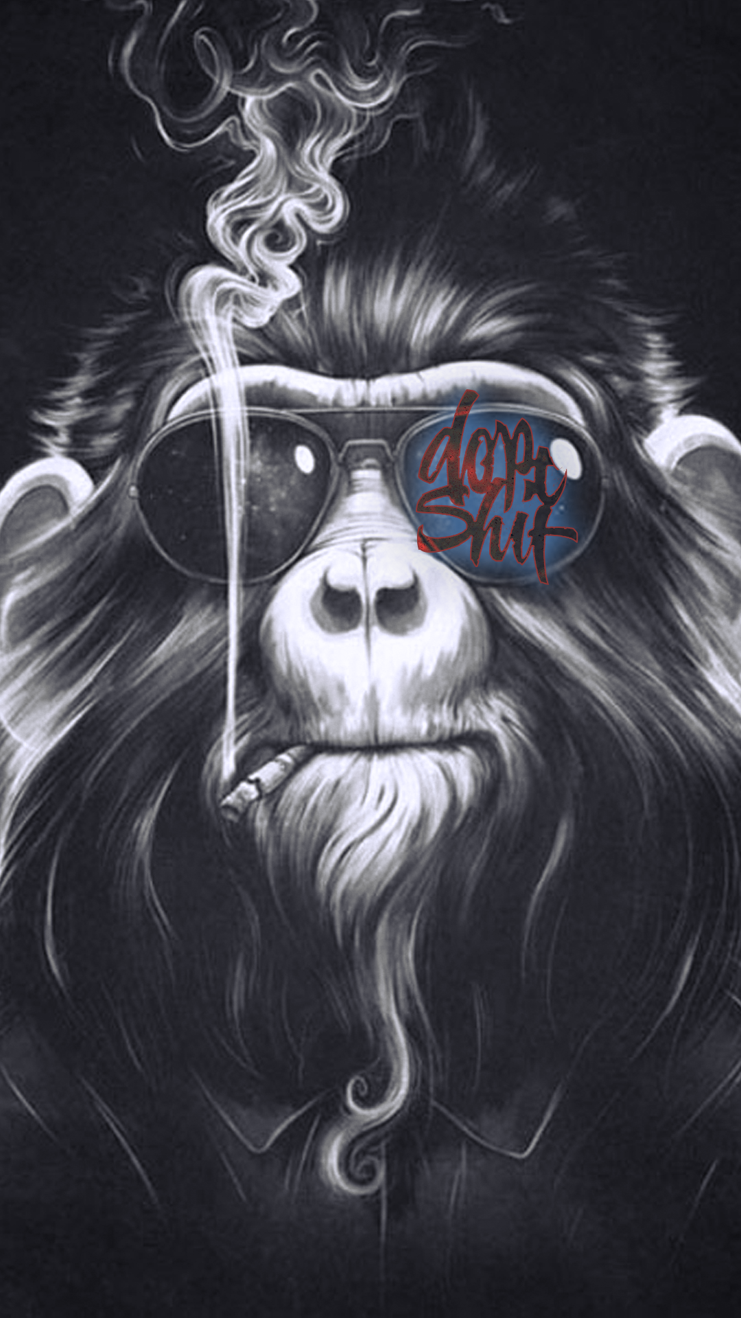 monkey dope tap to see more dope wallpaper mobile9