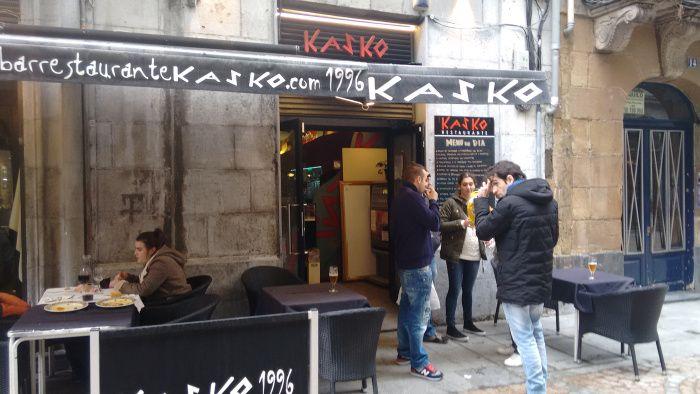 Restaurante Kasko