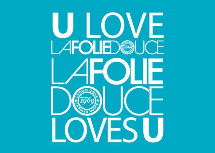 illustration You Love La Folie Douce