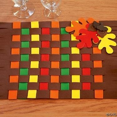 14 Easy Kids Thanksgiving Crafts That Are Lots of Fun #thanksgivingcrafts