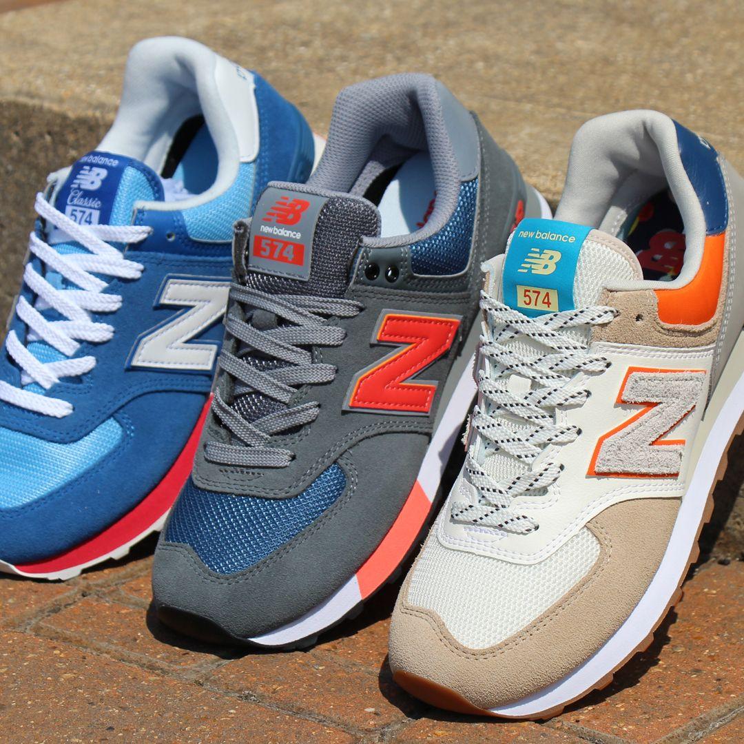 Fresh New Balance 574 Trainers   New