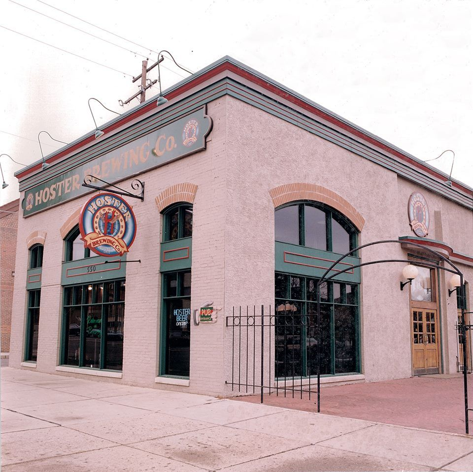 Hoster brewing company house styles brewery mansions