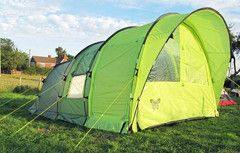 Festival Tent 2 Berth Weekend Camping Tent OLPRO