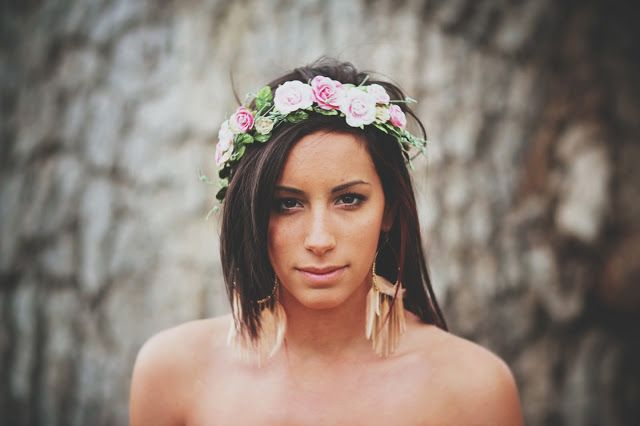 ScrappyHappiness // Blog: DIY // Flower Crowns