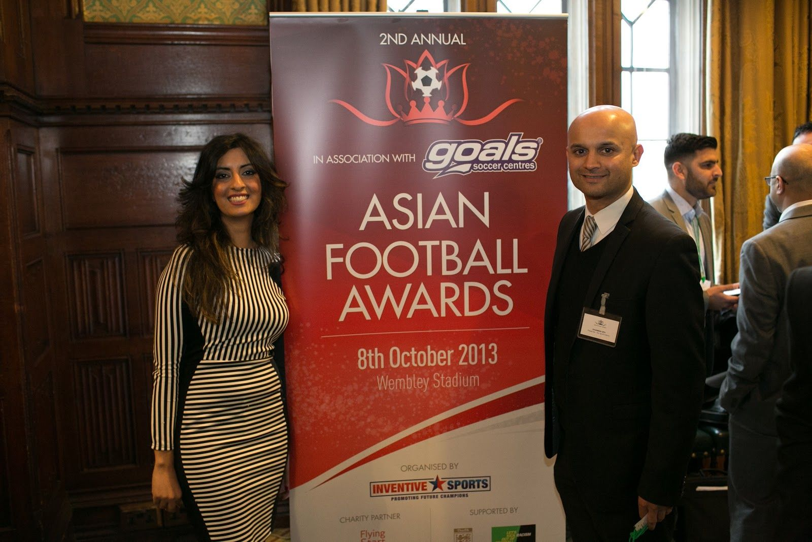 The hosts for the awards evening will be BBC Asian Network