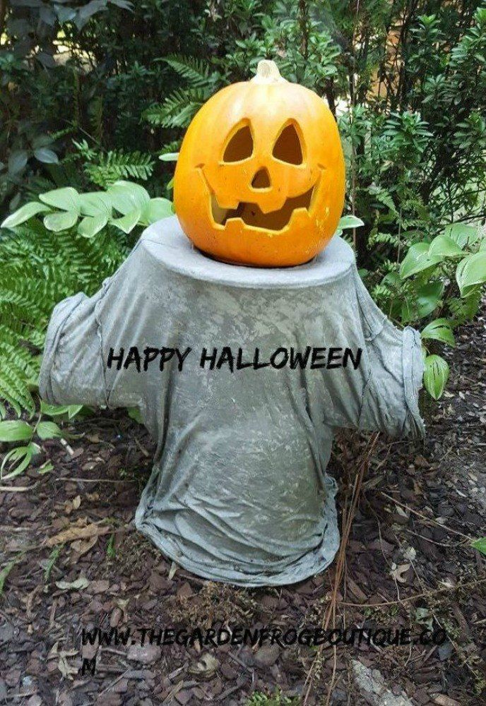 Make Your Neighbors Giggle With These 16 Hilarious Halloween Ideas - fun and easy halloween decorations