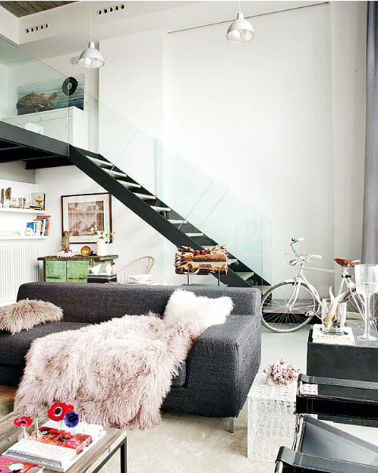 Pin Von Michelle Cope Auf Interiors Loft Wohnung Wohnen