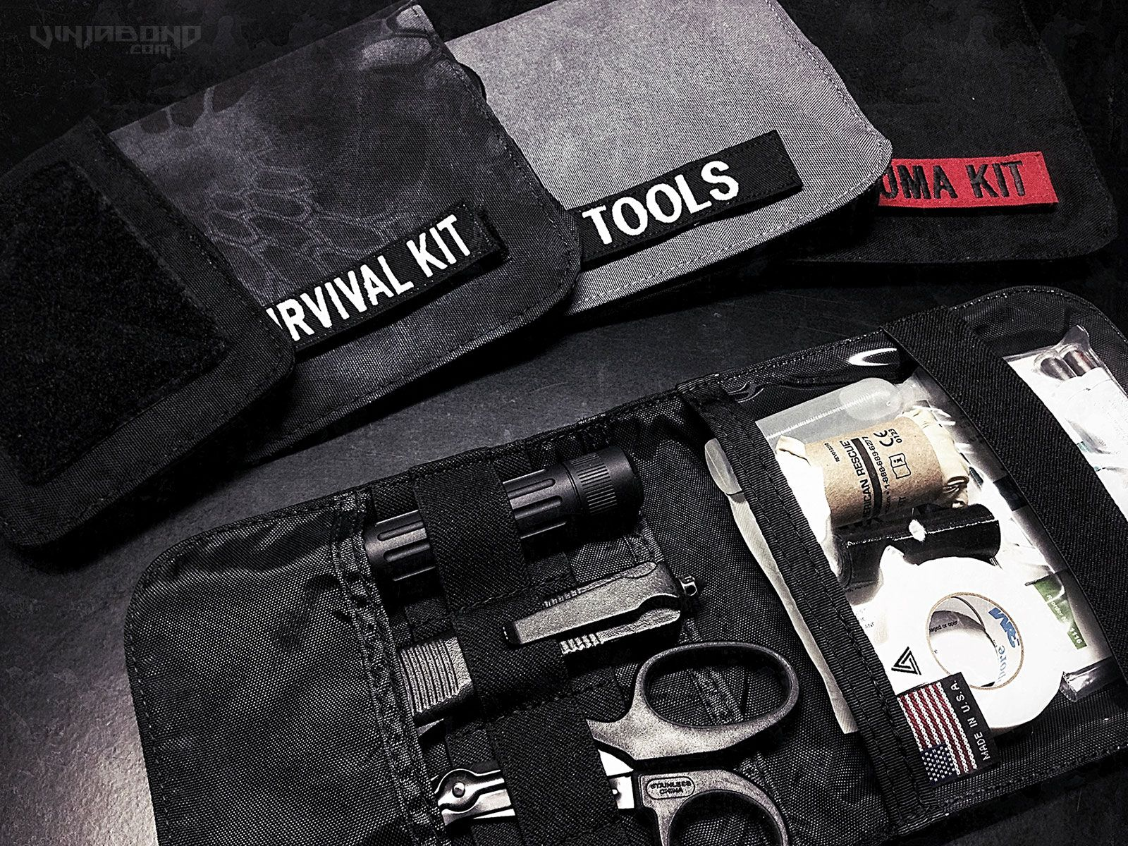 Bandit Everyday Carry Pouches
