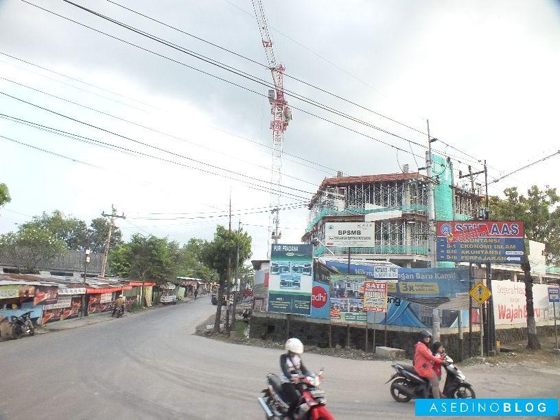 Update Proyek Pembangunan Transmart Pabelan Solo Di Sukoharjo April 2017 Solo Maui Bangunan
