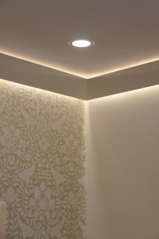 Installing Led Strip Lighting Help Page 1 Homes Gardens And Diy Pistonheads More Lighting Bedroom Ceiling Light Strip Lighting Led Strip Lighting