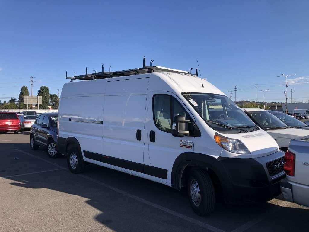2019 Dodge Ram Promaster High Roof Base 159 Converted Van In 2020 Van Dodge Ram Dodge