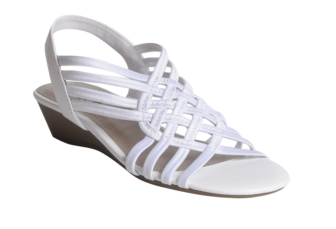 2b253819534a The Refresh stretch sandal from Impo has a style that every woman needs!  This strappy wedge is comfortable and perfect for the girl on the go!