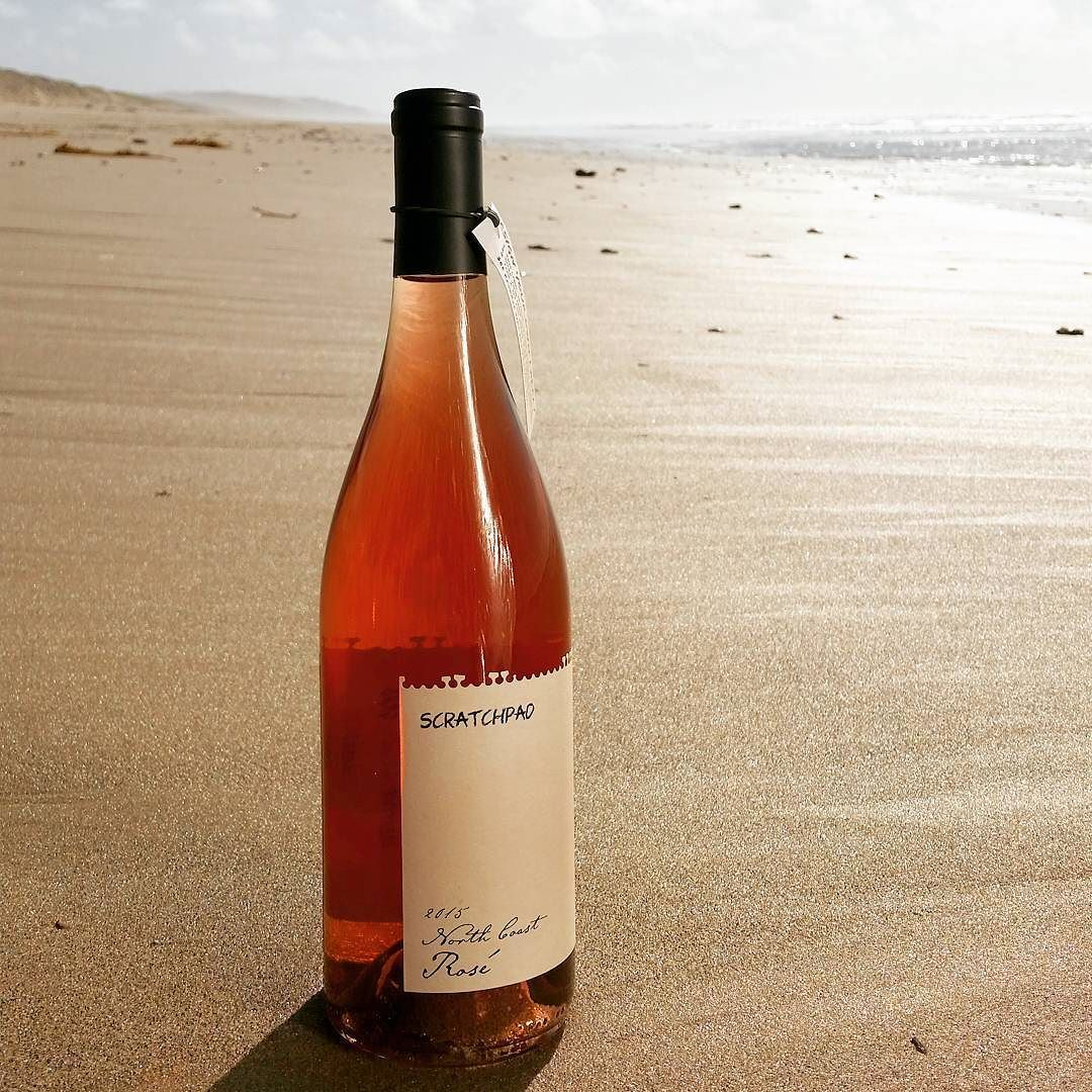 Instagram Photo By Scratchpad Cellars Jun 8 2016 At 4 42pm Utc Wine Lovers Rose Wine Bottle Wine Bottle