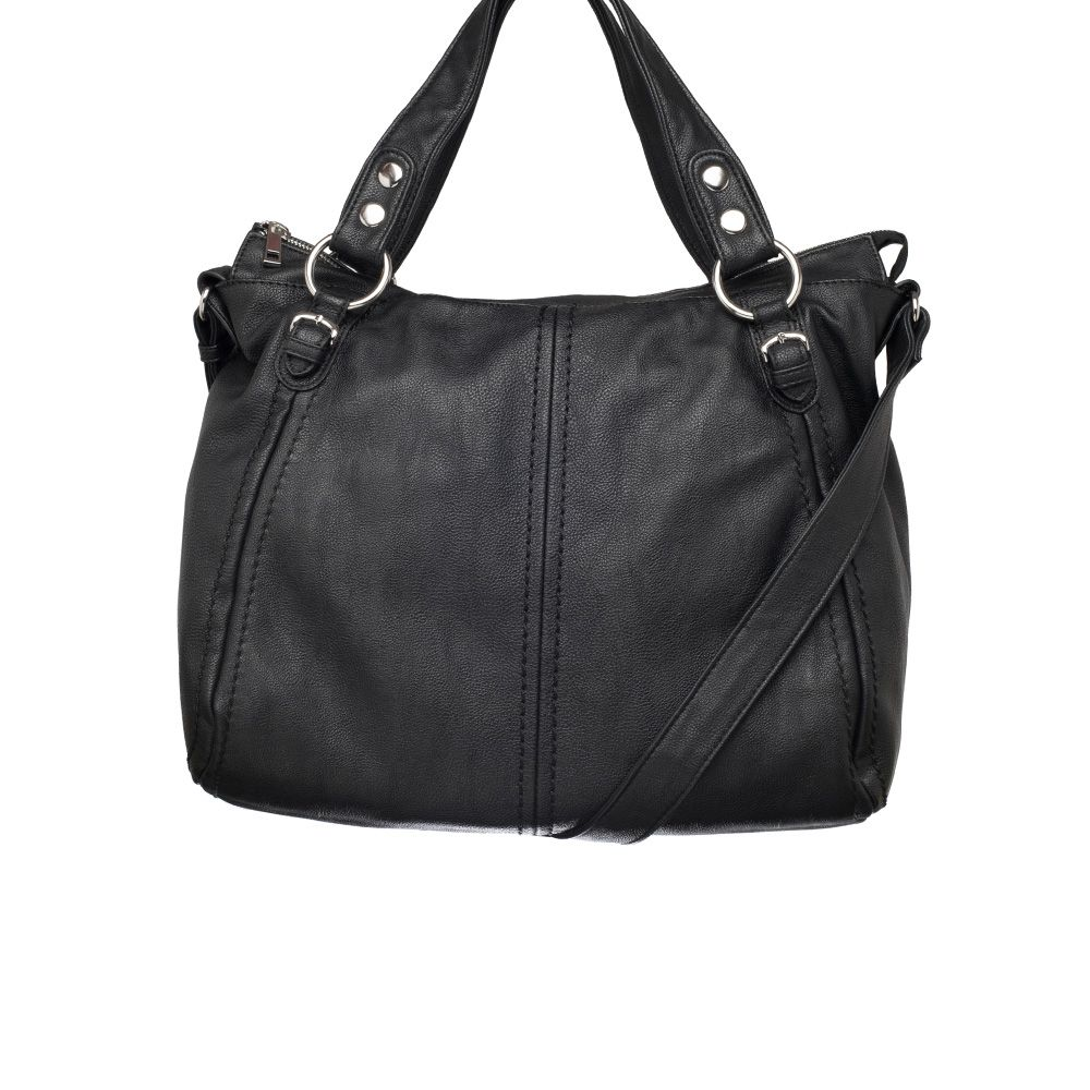 Latique Jermyn Tote Black up to 70% off | Handbags | Little Black Bag
