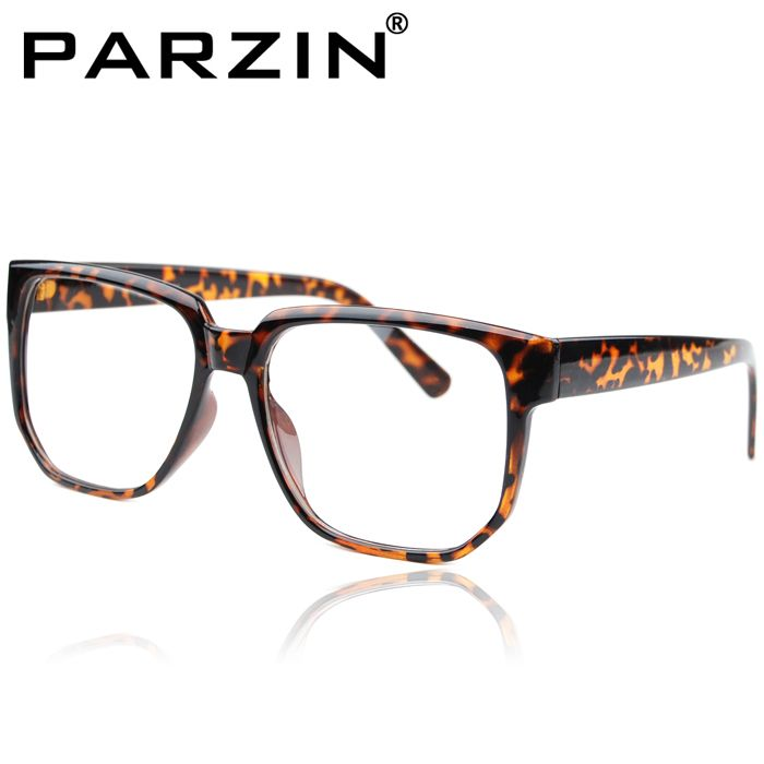 aliexpresscom buy free shiping parzin vintage big box black glasses frame plain mirror