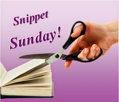 Exquisite Quills!: Snippet Sunday #snippet