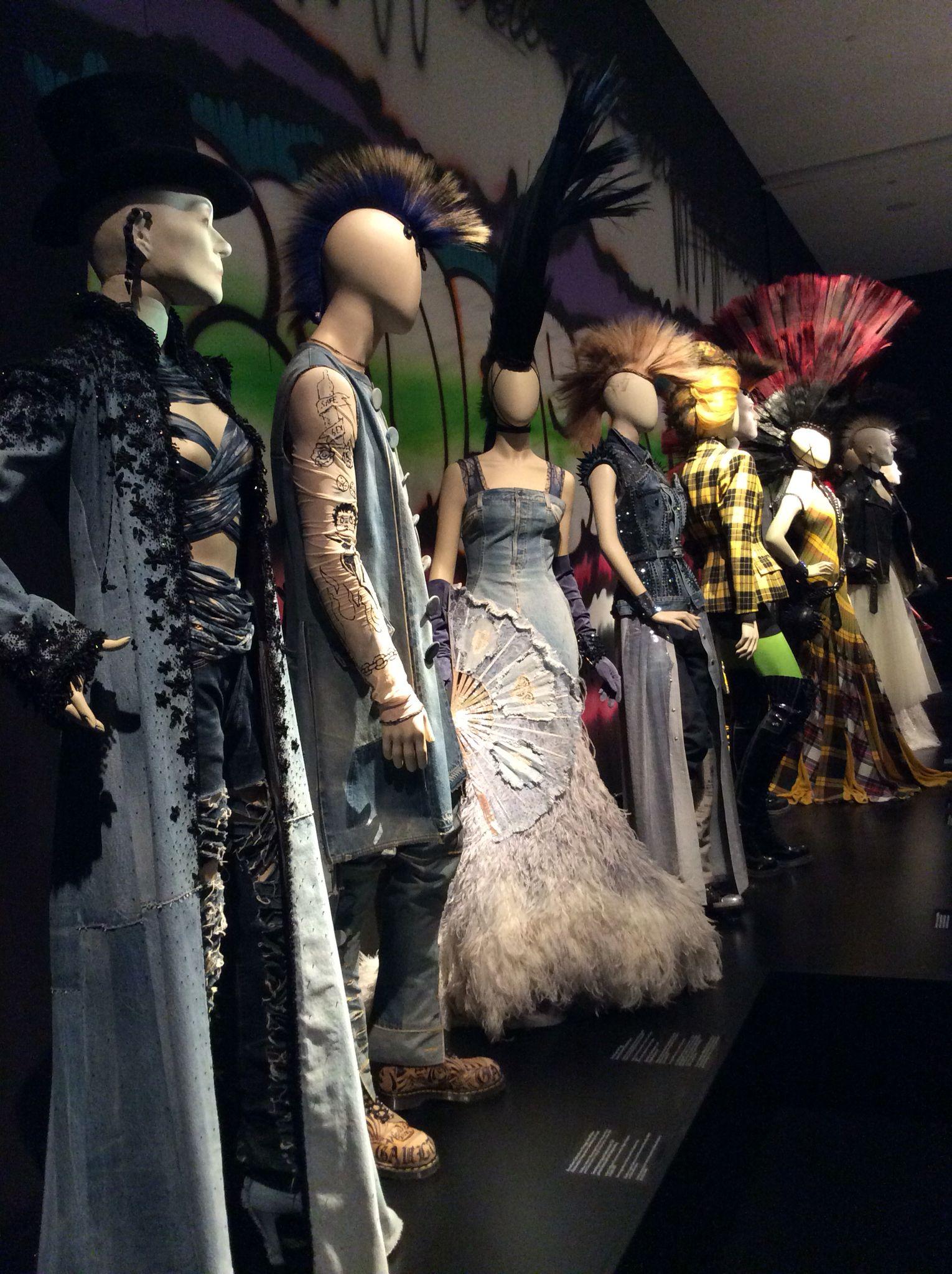 Jean Paul Gaultier Haute Couture Fashion Exhibition - Munich - 2016-01-22