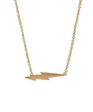 Harry potter lightning bolt pendant necklace zulily zulilyfinds harry potter lightning bolt pendant necklace zulily zulilyfinds mozeypictures Choice Image