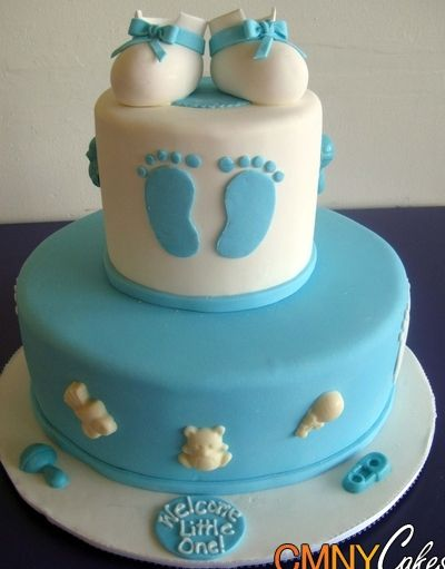 Superb Cakes For Boy Baby Shower   Google Search