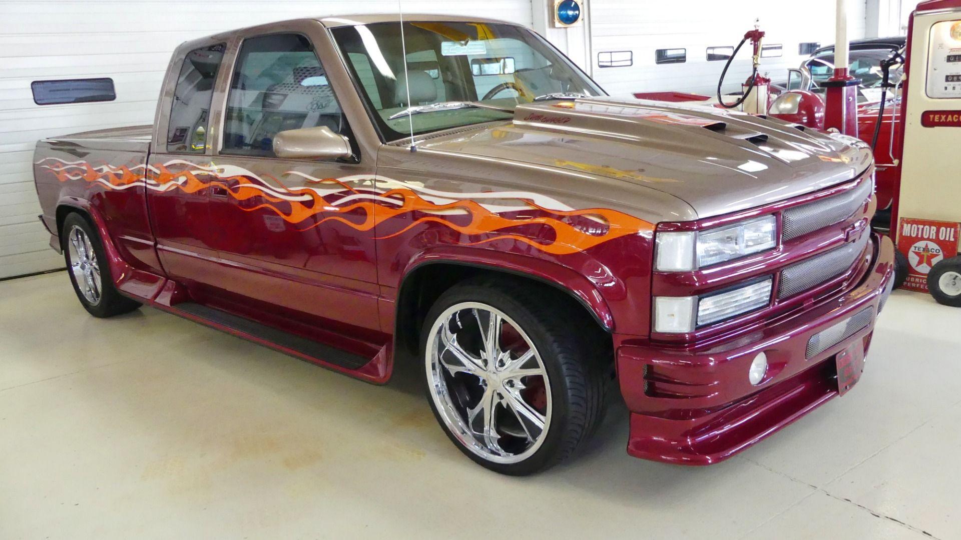 Used 1997 Chevrolet Silverado Extended Cab C1500 Silverado