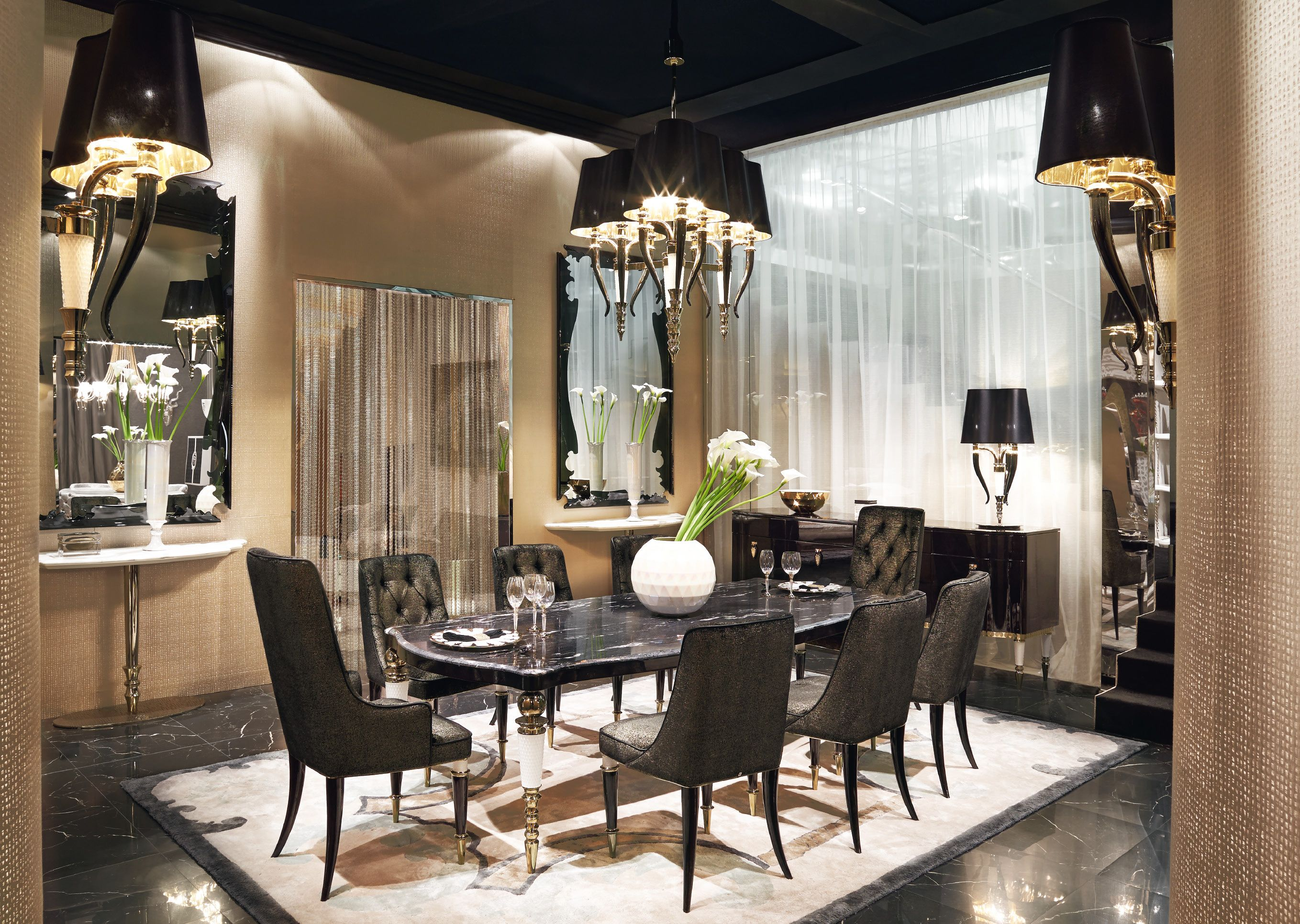 Versailles   Dining Room | Visionnaire Home Philosophy