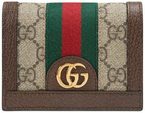 5a5d25c68f17 Gucci Ophidia GG card case | Products in 2018 | Pinterest | Gucci ...