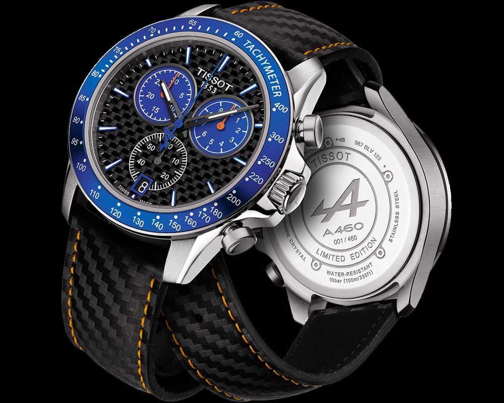 Tissot V8 Alpine A460 Edition Limitee Tissot Sports Watches