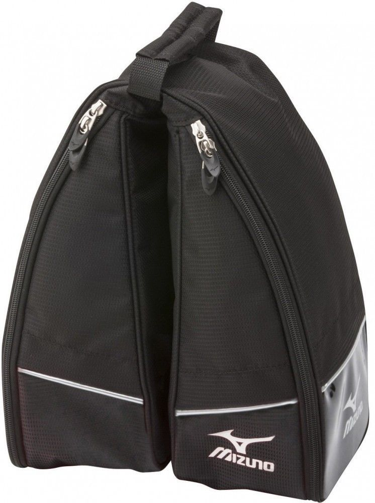 3030d71512a1 F S MIZUNO Golf Shoes Bag 5LJS151100 Black and Silver from Japan  MIZUNO