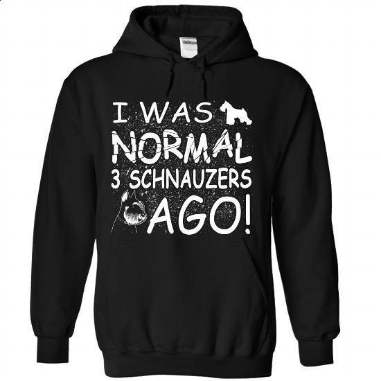 Schnauzers - #monogrammed sweatshirt #sweater for women. SIMILAR ITEMS => https://www.sunfrog.com/Pets/Schnauzers-3632-Black-Hoodie.html?68278