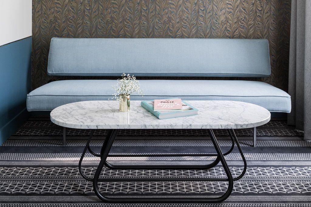 table basse ovale nouvelle tendance 2 pinterest. Black Bedroom Furniture Sets. Home Design Ideas