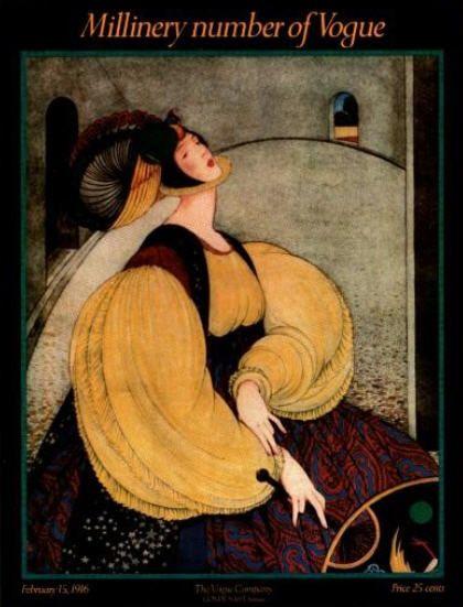 Vogue - February 1916