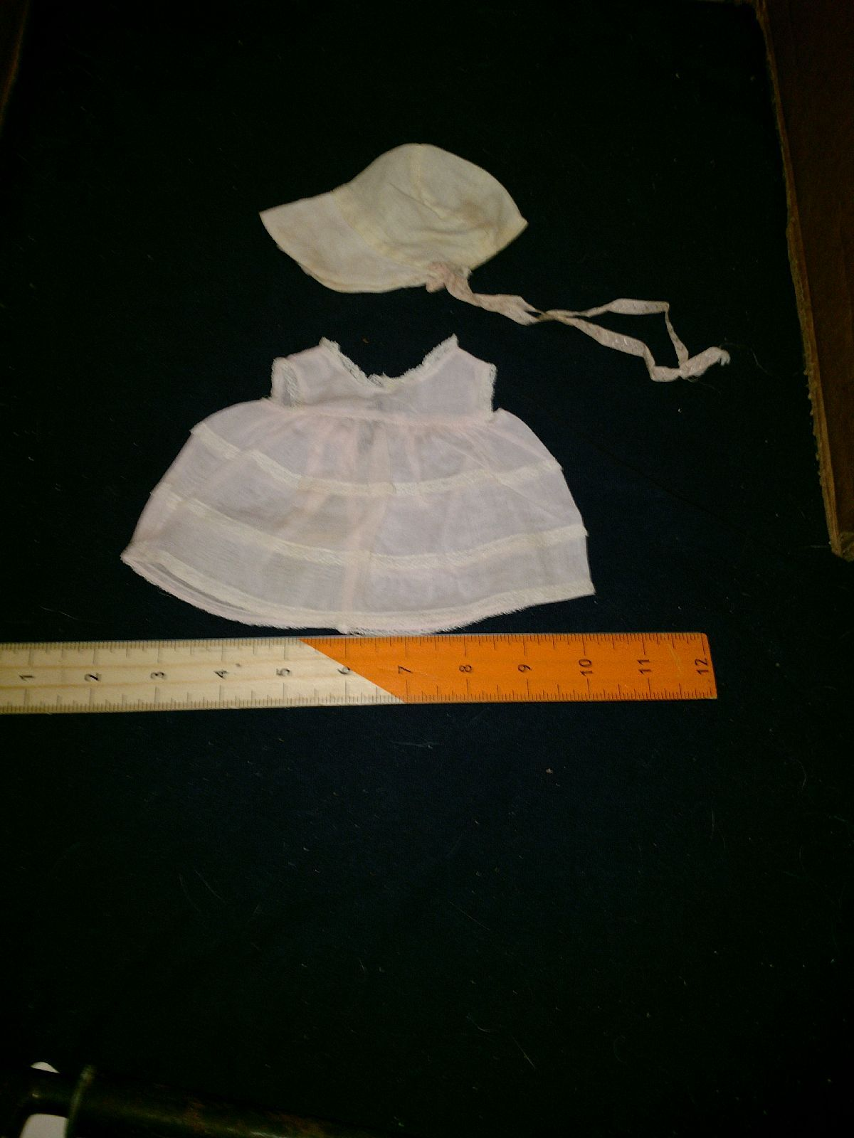 Linen baby doll dress sleeveless pale pink dress white bonnet Linen baby doll dress sleeveless pale pink dress white bonnet. Perfect shape   https://nemb.ly/p/SJU=3hh2e Happily published via Nembol