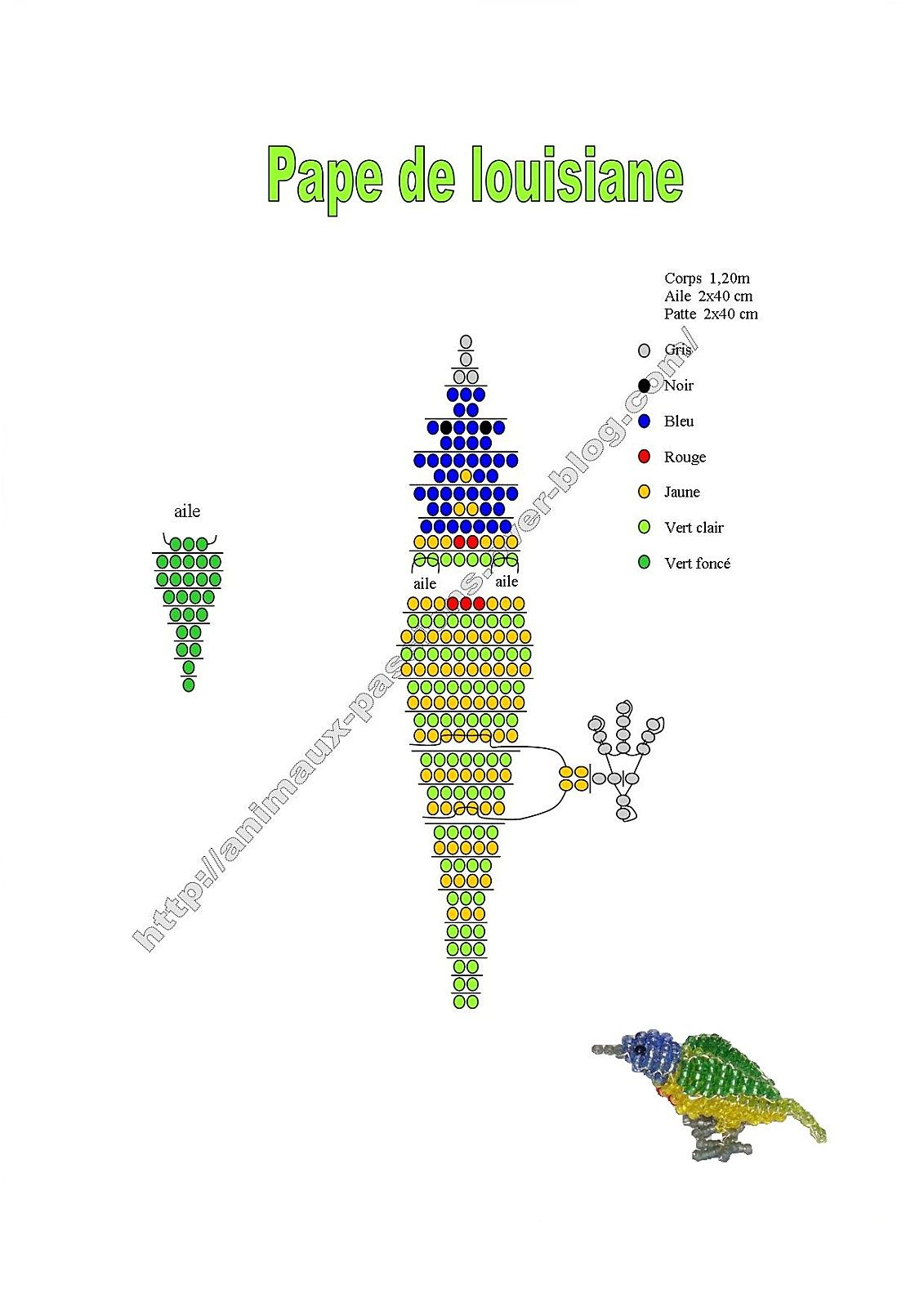 Animaux En Perles De Rocailles : animaux, perles, rocailles, About, Building, Muscle, Beaded, Crafts,, Beading, Patterns,, Animals