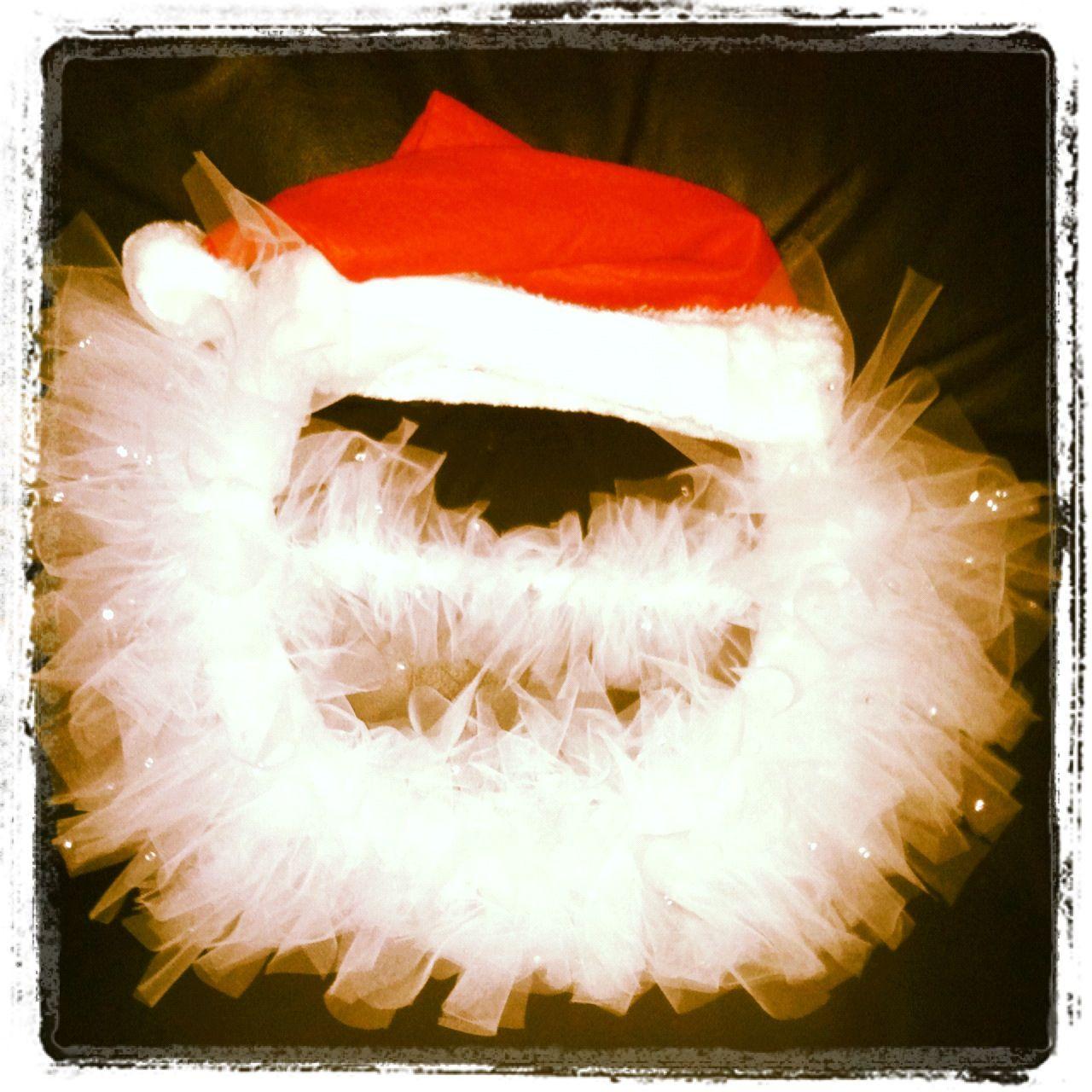 My Santa wreath