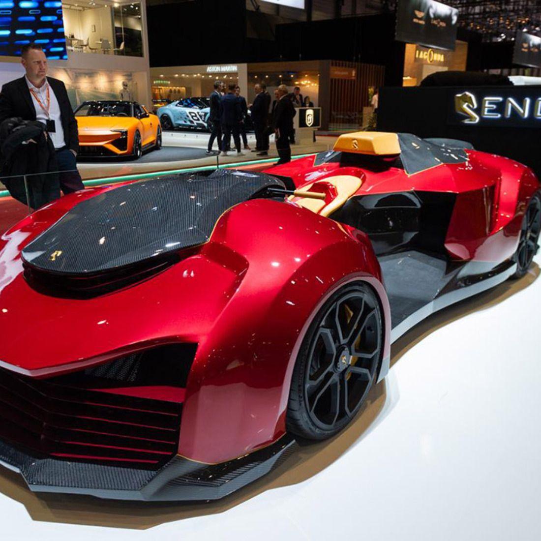 Encuentra Autos Convertibles En Venta: ☣️ #EnglerFFSuperQuad V10, 5.2 Lts, 800 Hp, 800 Kgs
