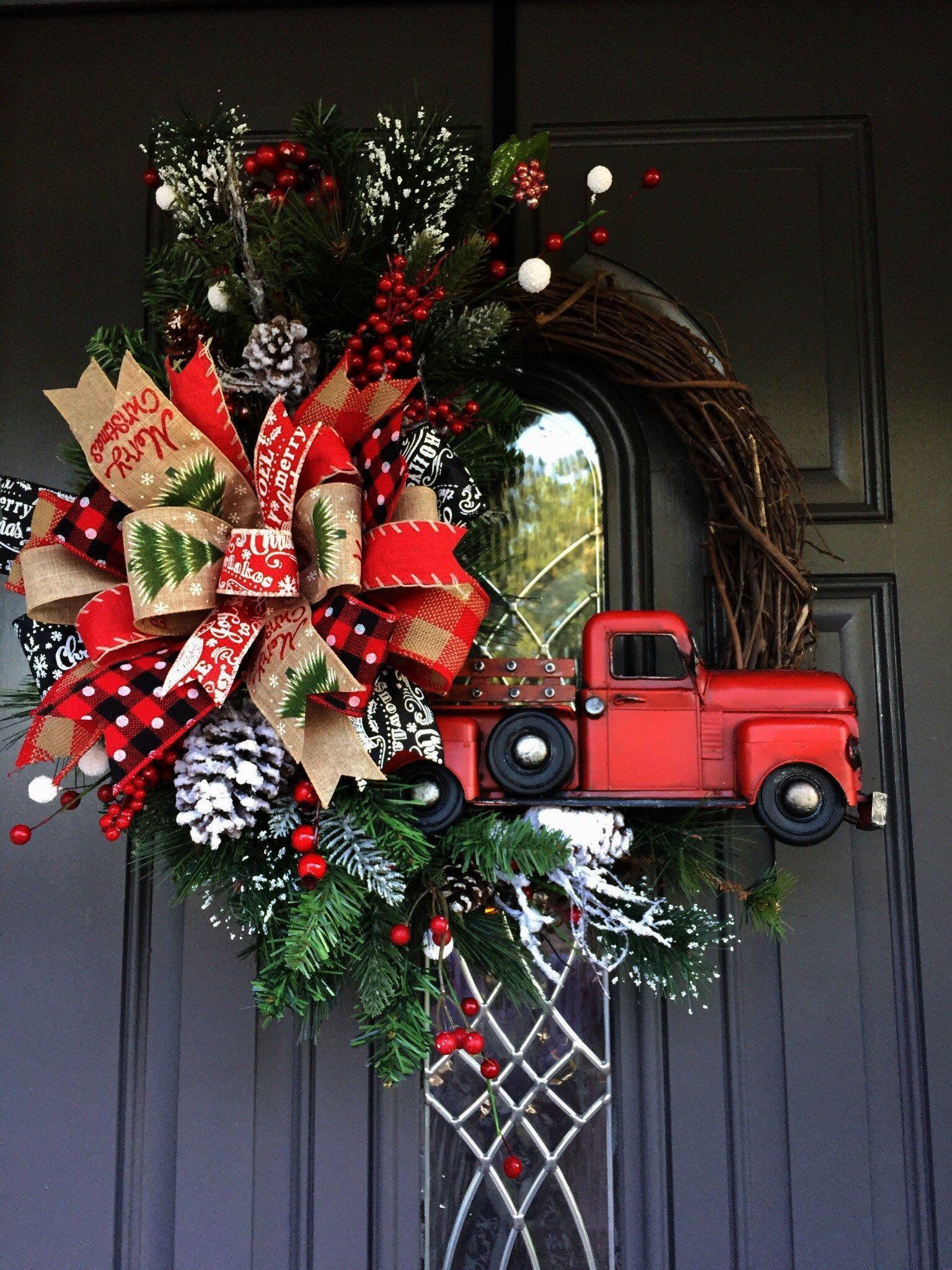 Remarkable Fresh Christmas Wreaths Wholesale Marvelous Bows