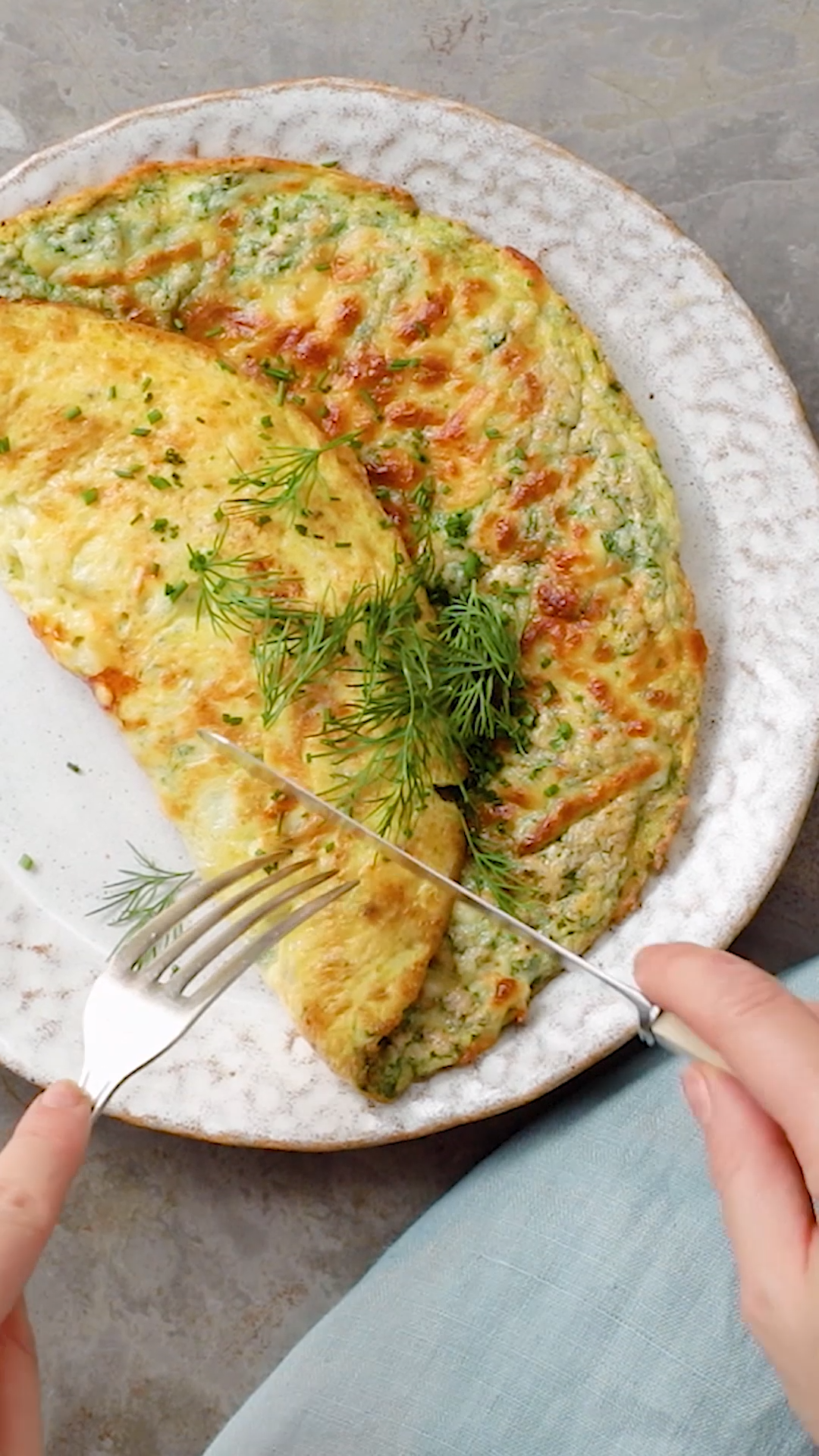 Omelette Soufflé