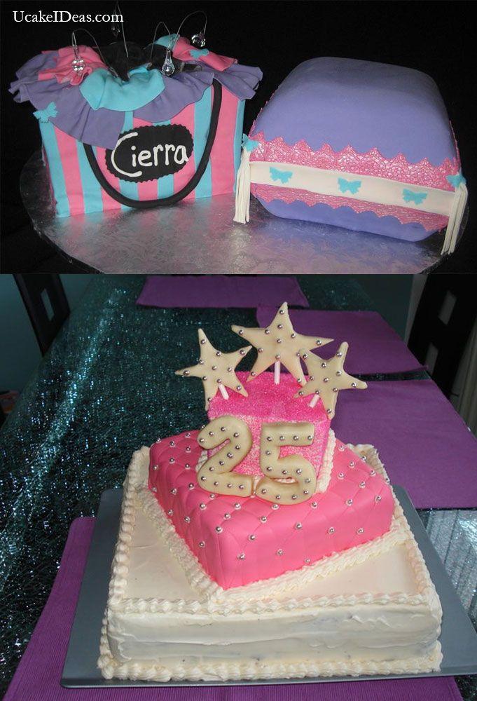 25th Birthday Cake Ideas For Women : 2014 Cake Designs Ideas | Cake ...