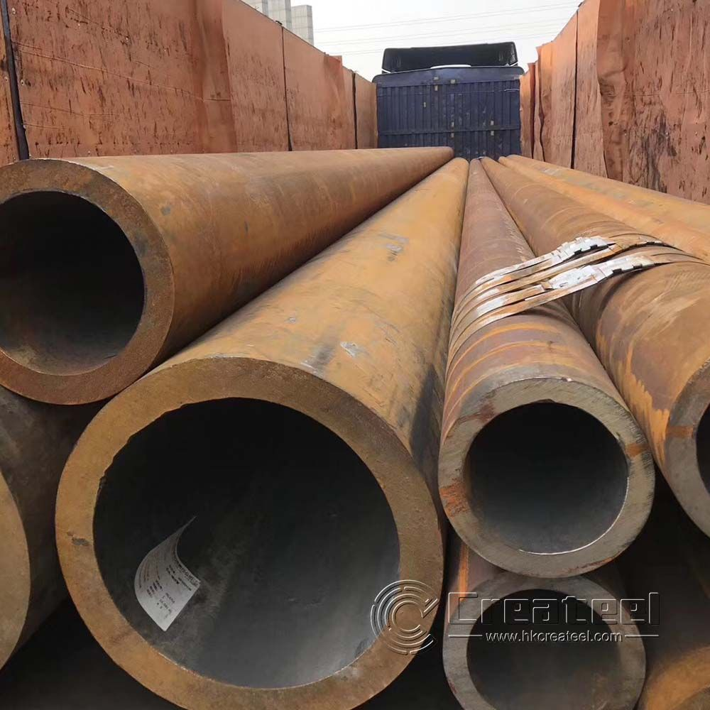 Pin On Seamless Steel Pipe