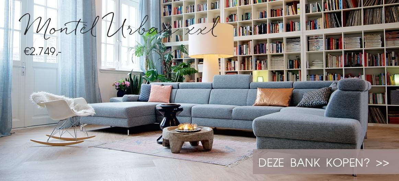 Mont l blog hoekbank urban xxl bij de consument in huis for Montel bank