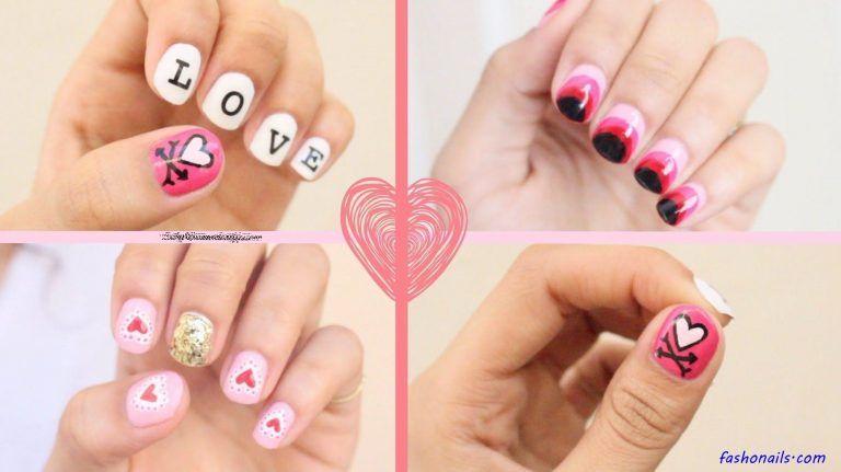 Top Trendy Easy Nail Art Designs For Kids