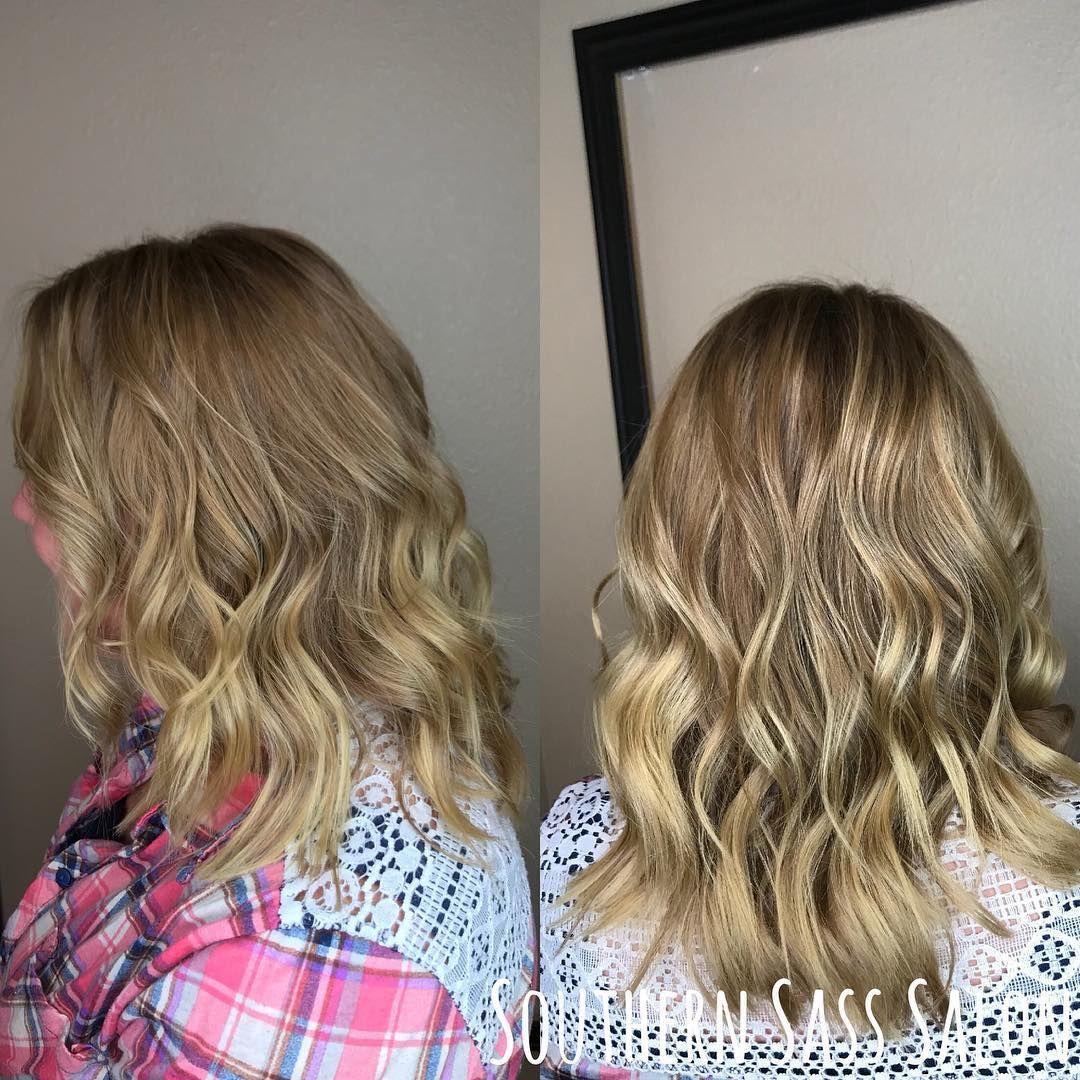 Pin By Southern Sass Salon On Balayage Beauty Artistic Hair Balayage Hair Color Trends