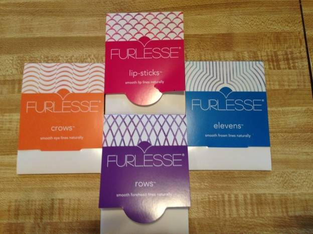 Review Ingredients: Furlesse Wrinkle Patches For Eyes ...