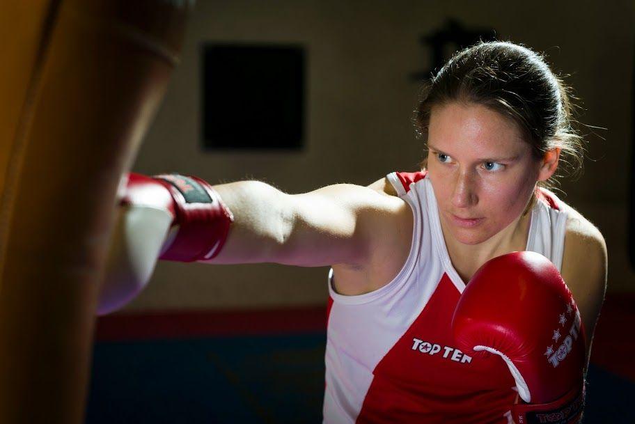 Im Interview: Melanie Fraunschiel, vegane olympische Boxerin. Wenn ich Melanie Fraunschiel mit einem Wort beschreiben müsste...