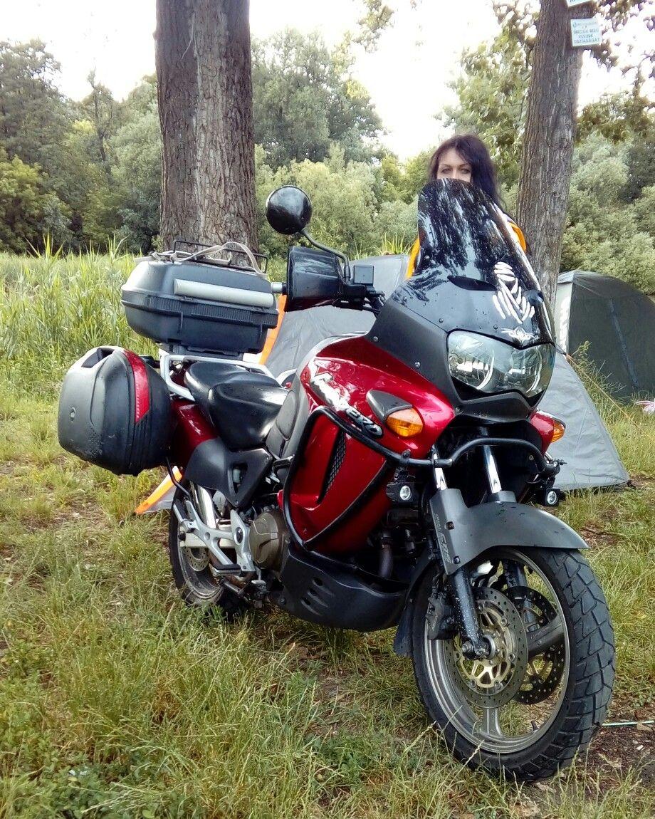 Honda XL1000 Varadero | Adventure bike, Adventure motorcycling ...